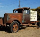 Free Photo - Old Chevrolet at Antique Shop