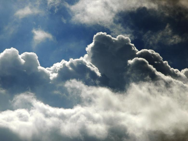 Free Stock Photo of Rain Cloud Series (Image 15 of 15) Created by j. l. johnson