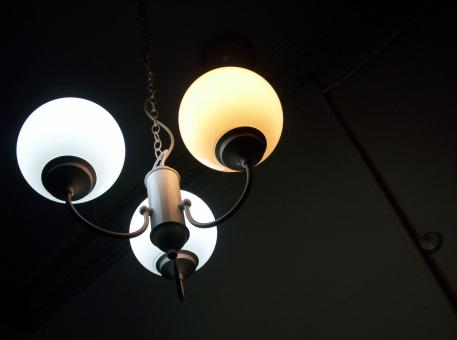 Art Nouveau Period Lighting - Free Stock Photo