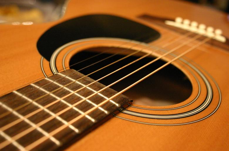 Free Stock Photo of Guitar 2 Created by juna gih