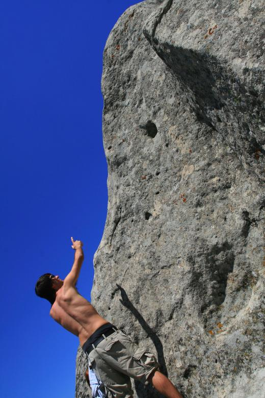 Free Stock Photo of Climbing Created by fabio grande