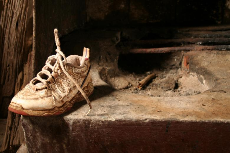 Free Stock Photo of Old shoe Created by jc cerilla