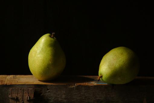 Two Pears - Free Stock Photo
