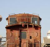 Free Photo - Old Caboose 439