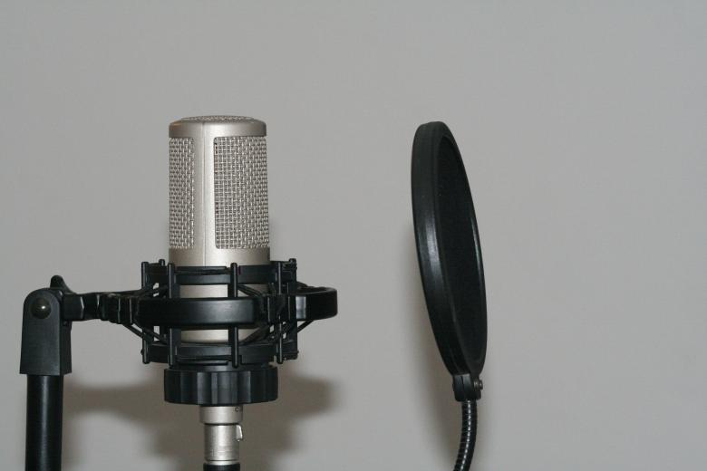 Free Stock Photo of Microphone Created by christian taylor hauschild