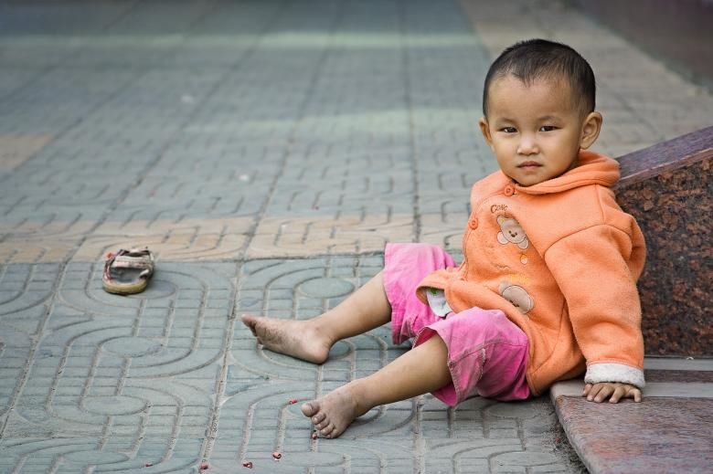 Free Stock Photo of The children of China... Created by victor stoyanov
