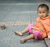 Free Photo - The children of China...