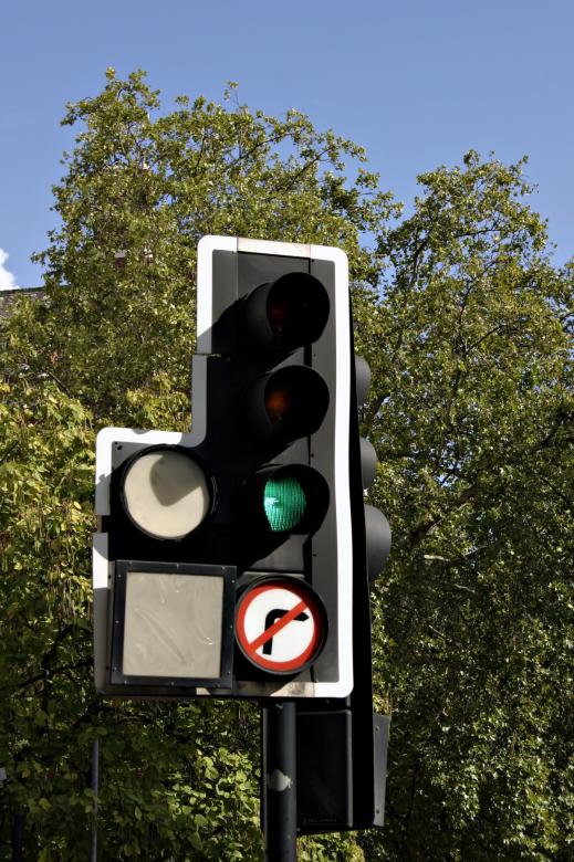 Free Stock Photo of Traffic lights Created by Bjorgvin