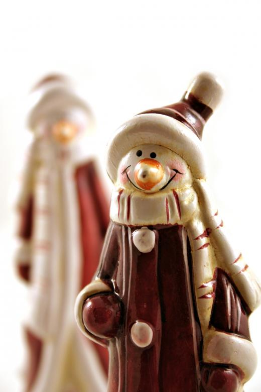 Free Stock Photo of Christmas figures Created by Bjorgvin Gudmundsson