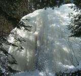 Free Photo - Iced Cascade