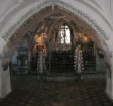 Free Photo - Chapel of skulls