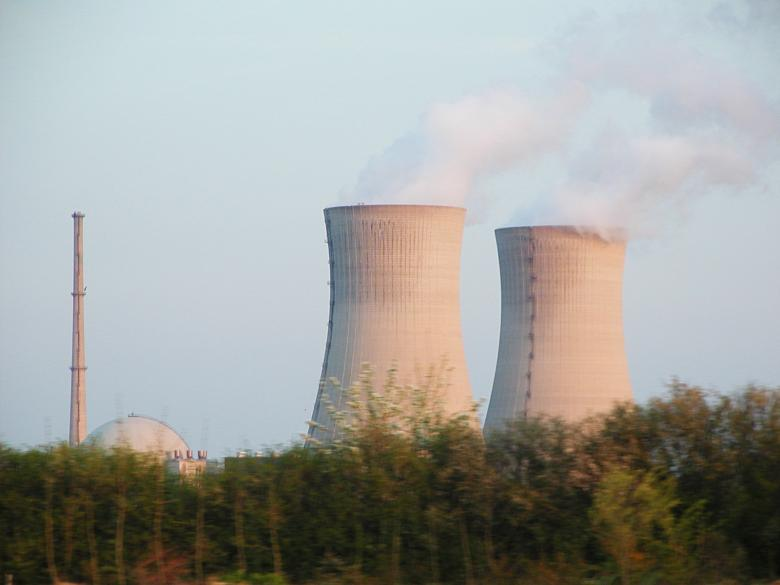 Free Stock Photo of Power plant Created by sn4tch