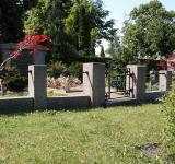 Free Photo - Cemerery gate
