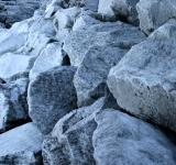 Free Photo - Icy rocks