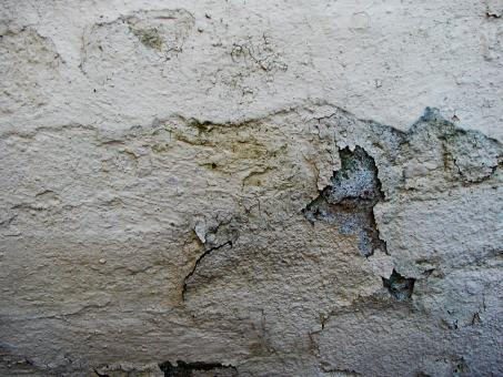 Cracked wall surface - Free Stock Photo