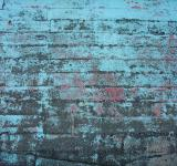 Free Photo - Blue concrete wall