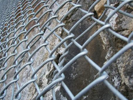 Steel Fence - Free Stock Photo