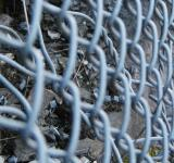 Free Photo - Steel Fence Grid