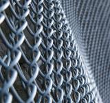 Free Photo - Steel Fence Gridb