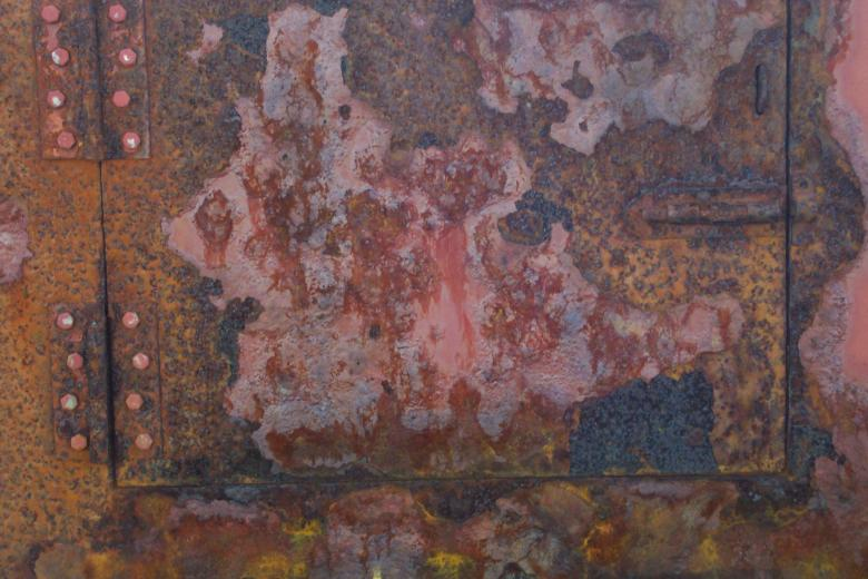 Free stock image of Rusted Metal Texture created by Bjorgvin