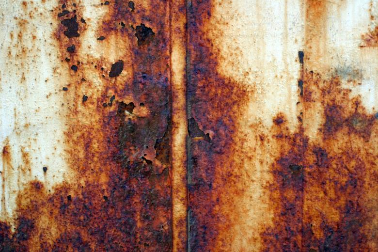 Free Stock Photo of Rusted metal Created by Héðinn