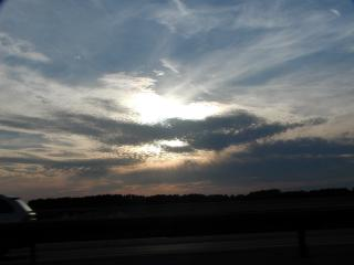 Download Evening sky Free Photo