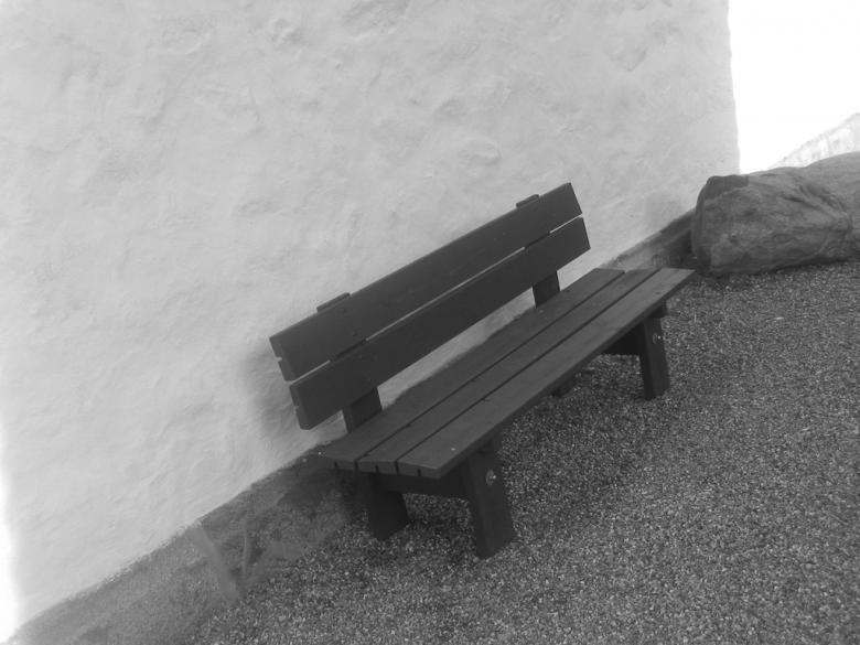 Free Stock Photo of Bench Created by ozonegfx