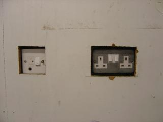 Wall socket Free Photo
