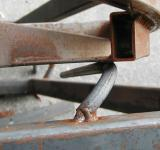 Free Photo - Rusted metal bar
