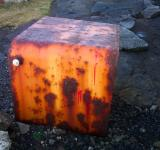 Free Photo - Rusted steel tank