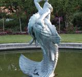 Free Photo - Fish sculpture