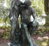 Free Photo - Sculpture of man and woman