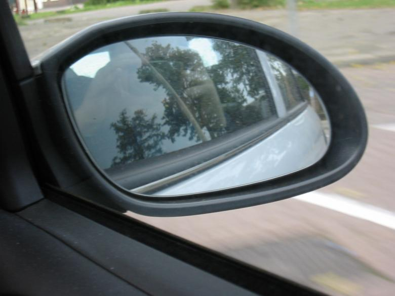 Free Stock Photo of Side mirror Created by damien van holten