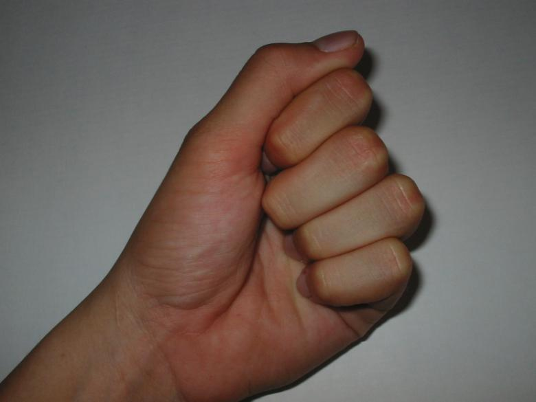 Free Stock Photo of Closed fist Created by prime
