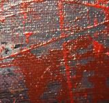 Free Photo - Red painted canvas