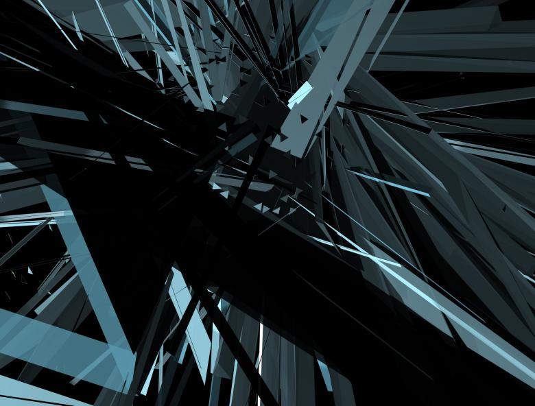 Free Stock Photo of Abstract 3D render Created by Bjorgvin
