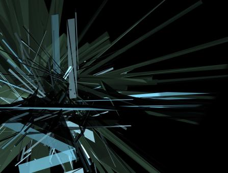 Abstract 3D render - Free Stock Photo