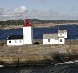 Free Photo - Lighthouse on cliffs