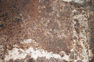 Rusted Texture Free Photo