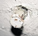 Free Photo - Rusty & Painted Bolt