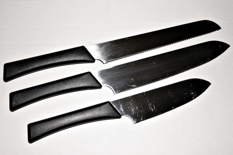 Free Stock Photo of Knives Created by Bjorgvin Gudmundsson