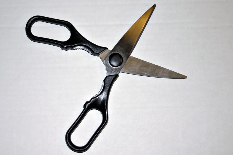 Free Stock Photo of Scissors Created by Bjorgvin Gudmundsson