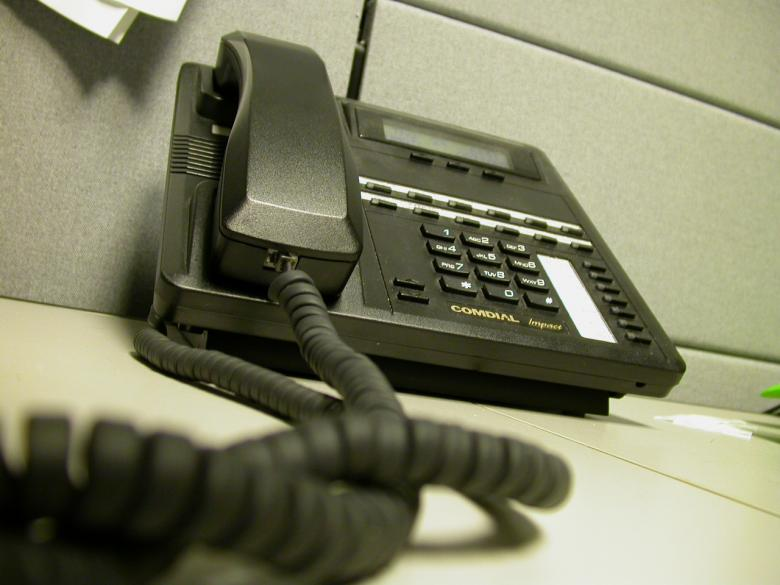 Free Stock Photo of Office phone Created by raymond henry