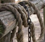 Free Photo - Rope and chain
