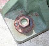 Free Photo - Rusted bolt