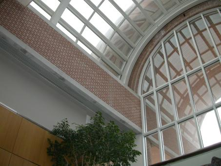 Glass roof struckture - Free Stock Photo