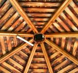 Free Photo - Wooden roof structure