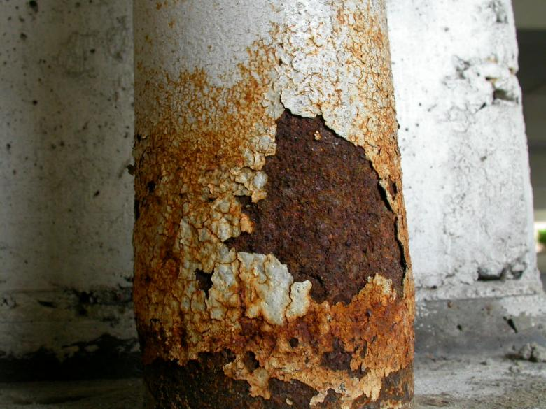 Free Stock Photo of Rusted pipe Created by raymond henry