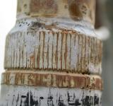 Free Photo - Rusted metal pole