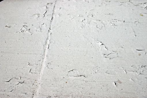 White surface with cracked paint - Free Stock Photo